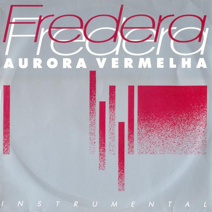fredera - aurora vermelha - f (reissue lp)