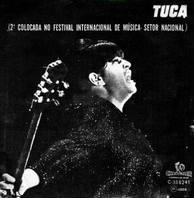 Tuca - 1966 - Compacto Simples front