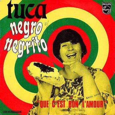 Tuca - Negro Negrito front