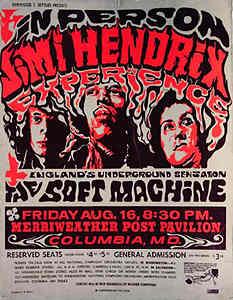 soft machine hendrix